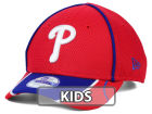 Philadelphia Phillies New Era MLB Junior Fan Wave Diamond Era 9FORTY Cap Adjustable Hats