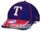 Texas Rangers New Era MLB Junior Fan Wave Diamond Era 9FORTY Cap Adjustable Hats