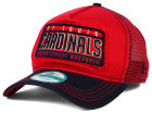 St. Louis Cardinals New Era MLB Trip Trucker 9FORTY Cap Adjustable Hats