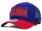 Chicago Cubs New Era MLB Trip Trucker 9FORTY Cap Adjustable Hats