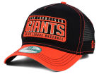 San Francisco Giants New Era MLB Trip Trucker 9FORTY Cap Adjustable Hats