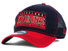 Cleveland Indians New Era MLB Trip Trucker 9FORTY Cap Adjustable Hats