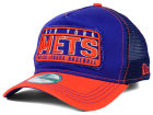 New York Mets New Era MLB Trip Trucker 9FORTY Cap Adjustable Hats