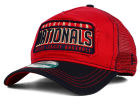 Washington Nationals New Era MLB Trip Trucker 9FORTY Cap Adjustable Hats