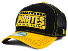Pittsburgh Pirates New Era MLB Trip Trucker 9FORTY Cap Adjustable Hats