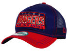 Texas Rangers New Era MLB Trip Trucker 9FORTY Cap Adjustable Hats