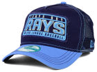 Tampa Bay Rays New Era MLB Trip Trucker 9FORTY Cap Adjustable Hats