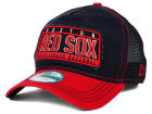 Boston Red Sox New Era MLB Trip Trucker 9FORTY Cap Adjustable Hats