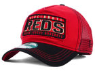 Cincinnati Reds New Era MLB Trip Trucker 9FORTY Cap Adjustable Hats