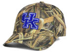 Kentucky Wildcats Top of the World NCAA Blades Camo Flex Hat Stretch Fitted Hats