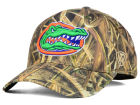 Florida Gators Top of the World NCAA Blades Camo Flex Hat Stretch Fitted Hats