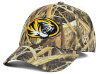 Missouri Tigers Top of the World NCAA Blades Camo Flex Hat Stretch Fitted Hats