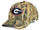 Georgia Bulldogs Top of the World NCAA Blades Camo Flex Hat Stretch Fitted Hats