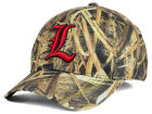 Louisville Cardinals Top of the World NCAA Blades Camo Flex Hat Stretch Fitted Hats