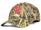 Louisiana Ragin' Cajuns Top of the World NCAA Blades Camo Flex Hat Stretch Fitted Hats