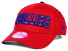 Philadelphia Phillies New Era MLB Women's Team Spark 9FORTY Cap Adjustable Hats