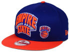 New York Knicks New Era NBA HWC Nickname 9FIFTY Snapback Cap Adjustable Hats
