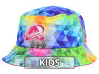 Colorado Avalanche New Era NHL Girls Gem Bucket Hats