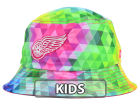 Detroit Red Wings New Era NHL Girls Gem Bucket Hats