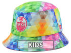 Edmonton Oilers New Era NHL Girls Gem Bucket Hats