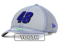 New Era Motorsports Youth Neo 39THIRTY Cap Stretch Fitted Hats