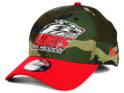 New Mexico Lobos New Era NCAA League Classic Camo 39THIRTY Cap Stretch Fitted Hats