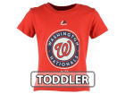 Washington Nationals Majestic MLB Toddler Primary Logo T-Shirt T-Shirts
