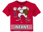 Los Angeles Angels of Anaheim Majestic MLB Infant Pint-Sized Pitcher T-Shirt T-Shirts