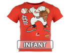St. Louis Cardinals Majestic MLB Infant Pint-Sized Pitcher T-Shirt T-Shirts