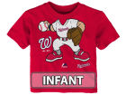 Washington Nationals Majestic MLB Infant Pint-Sized Pitcher T-Shirt Infant Apparel