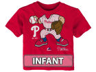 Philadelphia Phillies Majestic MLB Infant Pint-Sized Pitcher T-Shirt Infant Apparel