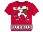 Los Angeles Angels of Anaheim Majestic MLB Toddler Pint Sized Pitcher T-Shirt T-Shirts