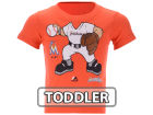Miami Marlins Majestic MLB Toddler Pint Sized Pitcher T-Shirt T-Shirts