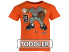 Detroit Tigers Majestic MLB Toddler Pint Sized Pitcher T-Shirt T-Shirts