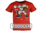 Minnesota Twins Majestic MLB Toddler Pint Sized Pitcher T-Shirt T-Shirts