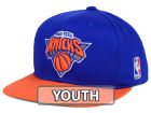 New York Knicks adidas NBA Youth XL Logo Snapback Cap Adjustable Hats