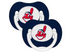 Cleveland Indians 2-pack Pacifier Set Newborn & Infant