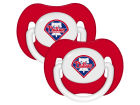 Philadelphia Phillies 2-pack Pacifier Set Newborn & Infant