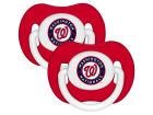 Washington Nationals Pacifier 2 pack Newborn & Infant