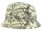 LIDS Private Label PL Reversible Wordmark Hemp Bucket Hats