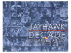 Kansas Jayhawks Jayhawk Decade Collectibles