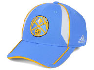 adidas NBA Trim Line Flex Cap Stretch Fitted Hats