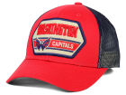 Washington Capitals CCM Hockey NHL Patched Trucker Cap Adjustable Hats