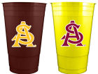 Arizona State Sun Devils 2pk Home and Away Plastic Cups Kitchen & Bar