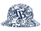 Tampa Bay Rays '47 MLB Bravado Bucket Hats