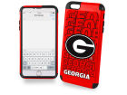 Georgia Bulldogs Forever Collectibles iphone 6 Plus Dual Hybrid Case Cellphone Accessories