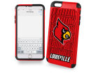 Louisville Cardinals Forever Collectibles iphone 6 Plus Dual Hybrid Case Cellphone Accessories