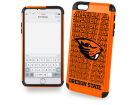 Oregon State Beavers Forever Collectibles iphone 6 Plus Dual Hybrid Case Cellphone Accessories