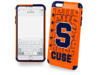 Syracuse Orange Forever Collectibles iphone 6 Plus Dual Hybrid Case Cellphone Accessories