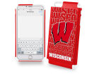 Wisconsin Badgers Forever Collectibles iphone 6 Plus Dual Hybrid Case Cellphone Accessories